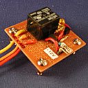 Simple 12V relay board.